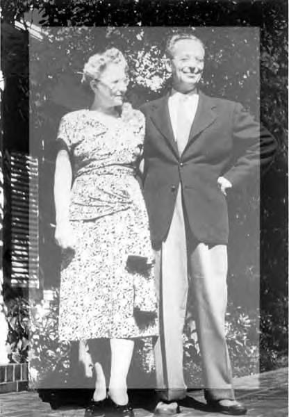 Jack and Manya Lawson